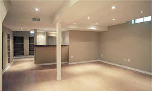 Basement Remodeling in Montville NJ 07045