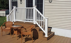 Decks in Mountain Lakes NJ 07046